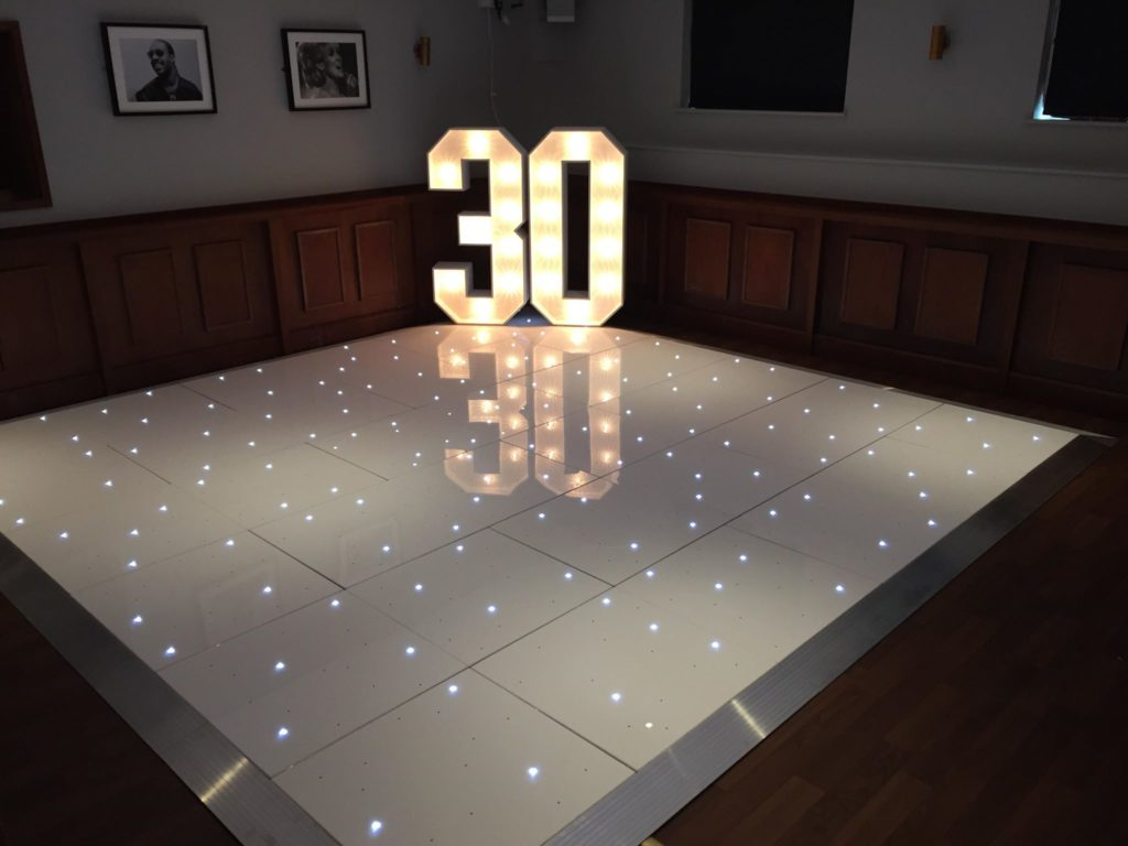 LED Dance Floor Hire In Billericay Essex Event Hire - How to make a lighted dance floor